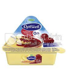 Produktabbildung: Optiwell Pudding Vanille 165 g