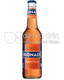 Produktabbildung: BIONADE Ingwer-Orange 0,33 l