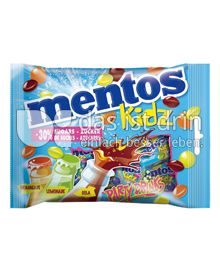Produktabbildung: Mentos Mentos Kidz Party Drinks 104 g