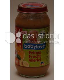 Produktabbildung: babylove Feines Fruchtallerlei 250 g
