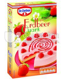 Produktabbildung: Dr. Oetker Erdbeer Quark Kuchen