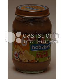 Produktabbildung: babylove Feines Früchte Müsli 190 g