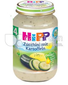 Produktabbildung: Hipp Zucchini mit Kartoffeln 190 g