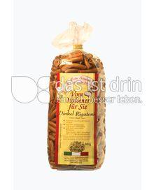 Produktabbildung:  Dinkel-Rigatoni 500 g