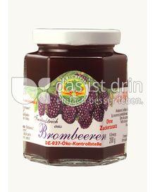 Produktabbildung:  Fruchtaufstrich Brombeeren 200 g