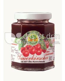 Produktabbildung:  Fruchtaufstrich Sauerkirsch 200 g
