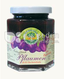 Produktabbildung:  Fruchtaufstrich Pflaume 200 g
