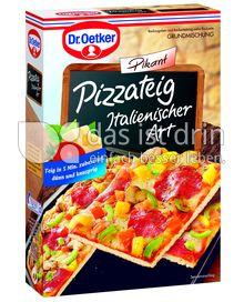 Produktabbildung: Dr. Oetker Pizzateig Italienischer Art 320 g
