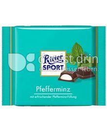 Produktabbildung: Ritter Sport Pfefferminz 100 g