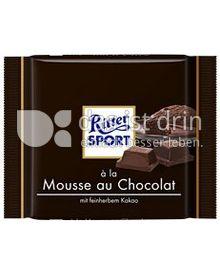 Produktabbildung: Ritter Sport à la Mousse au Chocolat 100 g