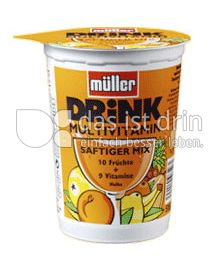 Produktabbildung: Müller Multivitamin-Drink 500 ml