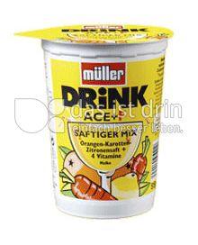 Produktabbildung: Müller ACE+F-Drink 500 ml