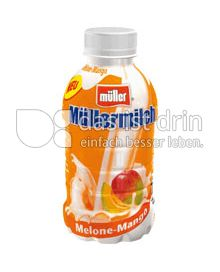 Produktabbildung: Müller Müllermilch Melone-Mango 400 ml