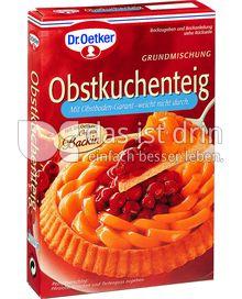 Produktabbildung: Dr. Oetker Obstkuchenteig 258 g