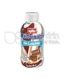 Produktabbildung: Müller Müllermilch die Leichte Schoko 400 ml