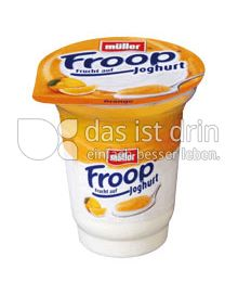 Produktabbildung: Müller Froop Orange 150 g