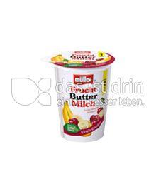 Produktabbildung: Müller Frucht Buttermilch Kirsch-Banane 500 g