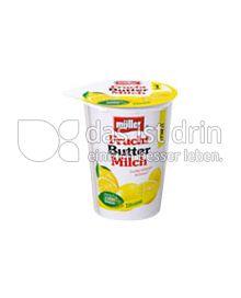 Produktabbildung: Müller Frucht Buttermilch Zitrone 500 g