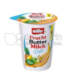 Produktabbildung: Müller Frucht Buttermilch Diät Multivitamin 500 g