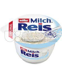 Produktabbildung: Müller Milchreis® Original Pur 200 g
