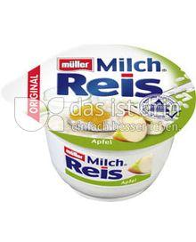 Produktabbildung: Müller Milchreis® Original Apfel 200 g