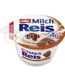 Produktabbildung: Müller Milchreis® Original Schoko 200 g