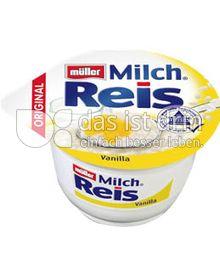 Produktabbildung: Müller Milchreis® Original Vanilla 200 g