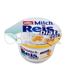 Produktabbildung: Müller Milchreis Pfirsich-Maracuja Diät 200 g