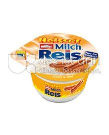 Produktabbildung: Müller Heißer Müller Milchreis® Zimt & Zucker 200 g