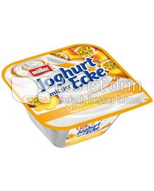 Produktabbildung: Müller Joghurt mit der Schlemmer Ecke® Pfirsich-Maracuja 150 g