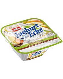 Produktabbildung: Müller Joghurt mit der Schlemmer Ecke® Birne-Stracciatella 150 g