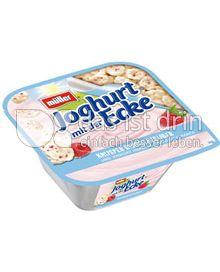 Produktabbildung: Müller Joghurt mit der Knusper Ecke® Himbeerzauber 150 g