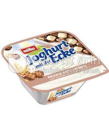 Produktabbildung: Müller Joghurt mit der Knusper Ecke® Waffelwürfel 150 g