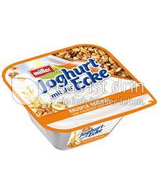Produktabbildung: Müller Joghurt mit der Knusper Ecke® Original 150 g