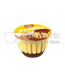 Produktabbildung: Müller Vanilla Pudding 450 g