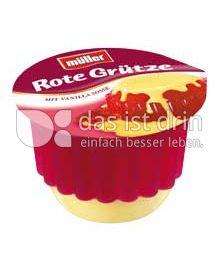 Produktabbildung: Müller Pudding Rote Grütze 500 g
