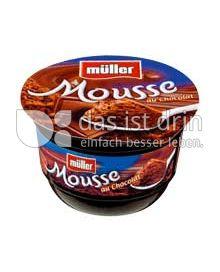 Produktabbildung: Müller Mousse au Chocolat 250 g