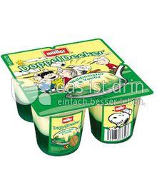 Produktabbildung: Müller DoppelDecker® Waldmeister & Vanilla 500 g