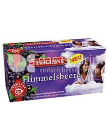 Produktabbildung: Teekanne Romantische Früchtetees 60 g