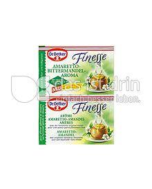 Produktabbildung: Dr. Oetker Finesse Amaretto-Bittermandel-Aroma