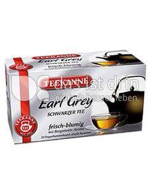 Produktabbildung: Teekanne Earl Grey Schwarzer Tee 35 g