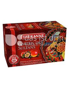 Produktabbildung: Teekanne Orientalischer Schwarztee 36 g