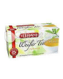 Produktabbildung: Teekanne Weißer Tee 25 g
