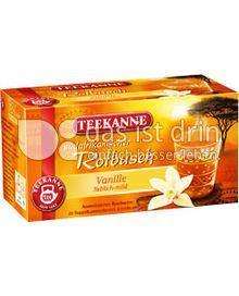 Produktabbildung: Teekanne südafrikanischer Rotbuschtee Vanille 35 g