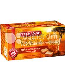 Produktabbildung: Teekanne südafrikanischer Rotbuschtee Sahne-Karamell 35 g