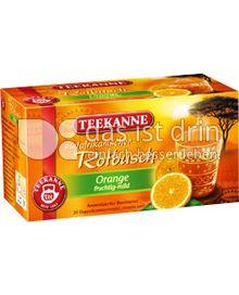 Produktabbildung: Teekanne südafrikanischer Rotbuschtee Orange 35 g