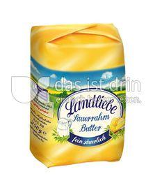 Produktabbildung: Landliebe Sauerrahm Butter 250 g
