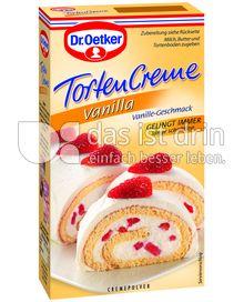 Produktabbildung: Dr. Oetker Vanilla Tortencreme