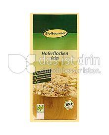 Produktabbildung: BioGourmet Haferflocken fein 400 g
