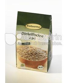 Produktabbildung: BioGourmet Dinkelflocken zart 400 g